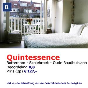 bed and breakfast rotterdam quintessence beautysleep
